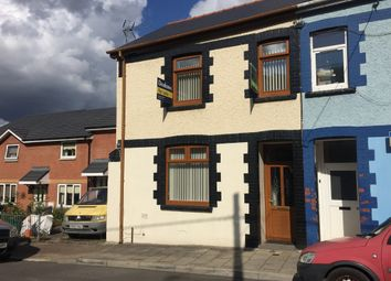 Thumbnail 3 bed end terrace house for sale in Crawshay Street, Ynysybwl, Pontypridd