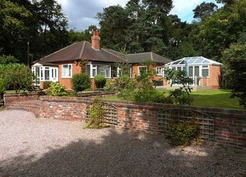 Thumbnail 4 bed bungalow for sale in Park Lane, Nantwich, Cheshire