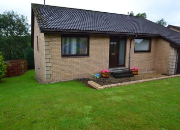 Thumbnail 3 bed detached bungalow to rent in Swinburne Drive, Sauchie, Alloa