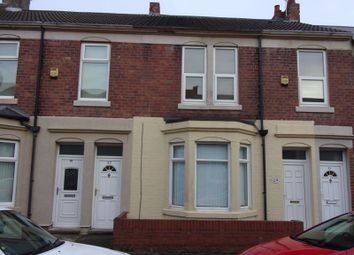 Thumbnail 3 bed flat for sale in Ash Grove, Wallsend