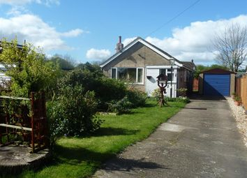 Thumbnail 2 bed bungalow for sale in Hagnaby Lane, Keal Cotes, Spilsby