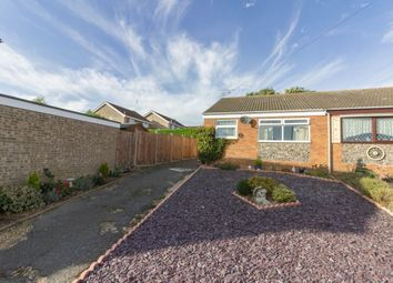 Thumbnail 2 bed bungalow for sale in Groomes Close, Hopton, Great Yarmouth