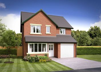 Thumbnail 4 bed detached house for sale in The Bowfell - Plot 39, Barrow-In-Furness, Cumbria