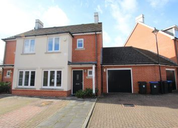 Thumbnail 2 bed semi-detached house to rent in Browne Close, Woking