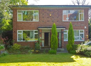 Thumbnail 2 bedroom flat to rent in Oak Road, Didsbury, Manchester