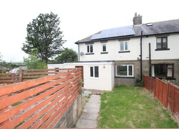 Thumbnail 3 bedroom property for sale in Lee Bottom Road, Todmorden