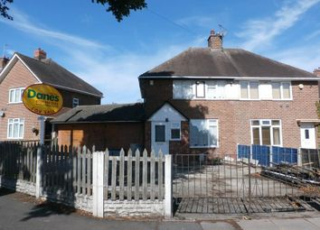 Thumbnail 3 bed semi-detached house for sale in Wychbold Crescent, Kitts Green, Birmingham