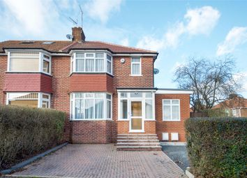 Thumbnail 4 bed semi-detached house for sale in Ennerdale Drive, London