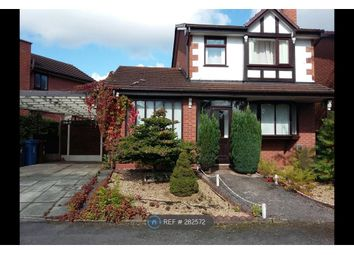 Thumbnail 3 bed detached house to rent in Fettler Close, Manchester