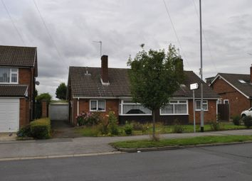 Thumbnail 2 bedroom bungalow for sale in Ashtree Road, Oadby