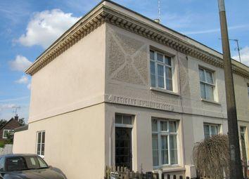Thumbnail 2 bed end terrace house to rent in Artisans Dwellings, Saffron Walden