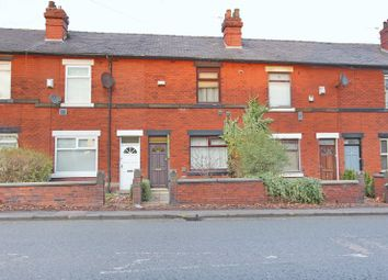 Thumbnail 2 bed terraced house to rent in Higher Lane, Whitefield, Manchester