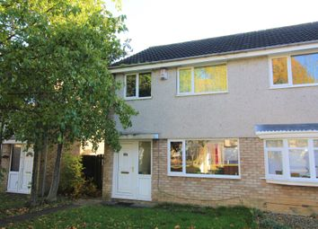 Thumbnail 3 bed semi-detached house for sale in Ascot Walk, Kingston Park, Newcastle Upon Tyne