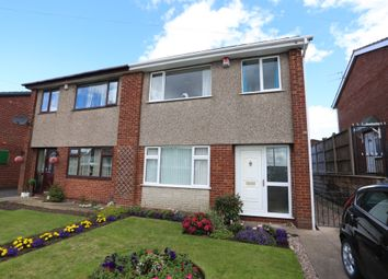 Thumbnail 3 bedroom semi-detached house for sale in Bambury Street, Adderley Green