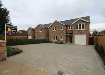 Thumbnail 4 bed detached house for sale in Plot 1 Dane Lane, Wilstead