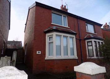 Thumbnail 2 bedroom semi-detached house to rent in Heathway Avenue, Blackpool