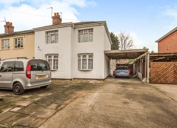 Thumbnail 3 bed end terrace house for sale in Ash Street, Burton-On-Trent