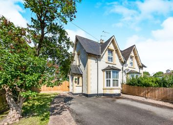 Thumbnail 3 bed semi-detached house for sale in Princes Road, Redhill