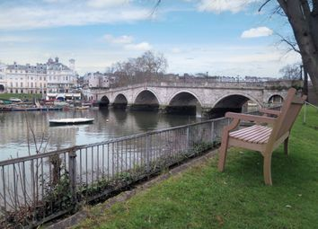 Thumbnail 1 bedroom flat to rent in Willoughby Road, Twickenham