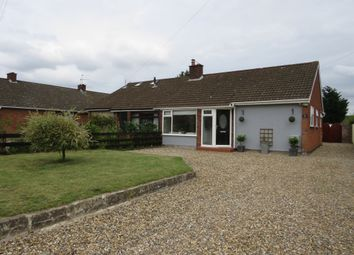 Thumbnail 4 bed semi-detached bungalow for sale in Bernham Road, Hellesdon, Norwich