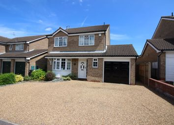 Thumbnail 4 bed detached house for sale in Airedale, Carlton Colville, Lowestoft