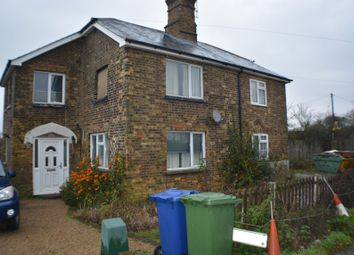 Thumbnail 3 bed semi-detached house for sale in 8 Wantz Cottage, St. Marys Lane, West Horndon, Brentwood, Essex