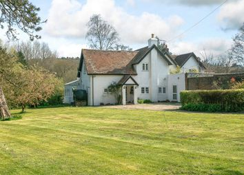Thumbnail 5 bed detached house for sale in Waggoners, Steep Marsh, Hampshire