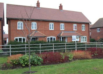 Thumbnail 2 bed terraced house to rent in Hilton Close, Kempston, Bedford