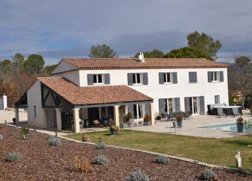 Thumbnail 4 bed property for sale in St Paul En Foret, Var, France