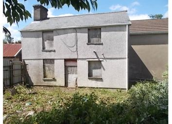 Thumbnail 1 bed semi-detached house for sale in Llanarth Road, Springfield Estate, Pontllanfraith