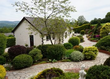 Thumbnail 4 bed detached bungalow for sale in Llanwenog, Carmarthenshire