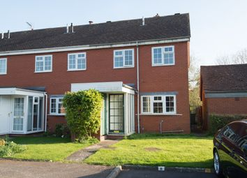 Thumbnail 2 bed semi-detached house for sale in Cook Close, Knowle, Solihull