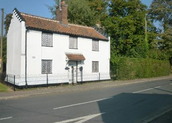 Thumbnail 3 bed cottage to rent in School Road, Necton, Swaffham