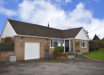 Thumbnail 4 bed detached bungalow for sale in College Arms Close, Stour Row, Shaftesbury