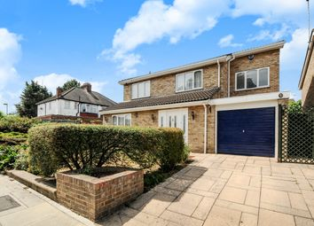 Thumbnail 4 bed detached house for sale in Raleigh Drive, London