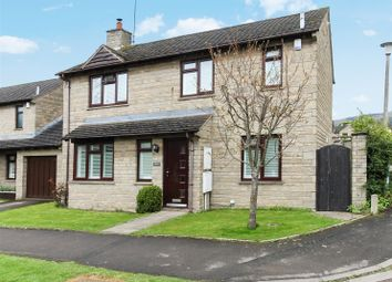 Thumbnail 4 bed detached house for sale in Britannia Way, Woodmancote, Cheltenham