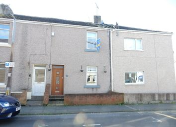 Thumbnail 2 bed terraced house for sale in Eadie Terrace, Harrington, Workington