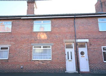 Thumbnail 2 bed terraced house for sale in Dent Street, Bishop Auckland