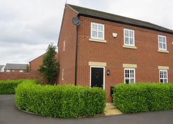 3 bed semi-detached house for sale in Charter Court, Winsford CW7