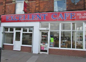 Thumbnail Restaurant/cafe for sale in 209 Holderness Road, Kingston Upon Hull