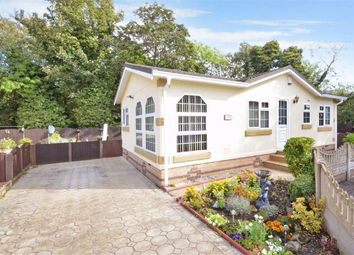 Thumbnail 2 bed mobile/park home for sale in Willow Lane, Oakland Park, Knottingley