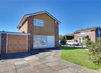 Thumbnail 3 bed link-detached house for sale in Alinora Drive, Goring-By-Sea, Worthing