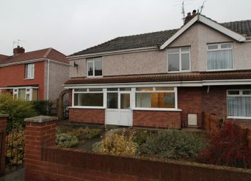 Thumbnail 3 bed semi-detached house to rent in Winnipeg Road, Bentley, Doncaster