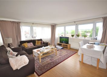 Thumbnail 2 bed flat to rent in Viscount Point, 199 The Broadway, Wimbledon, London