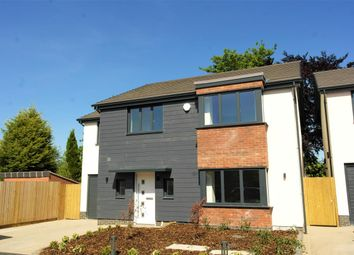 Thumbnail 5 bed detached house for sale in Greenway Close, Majors Green, Solihull