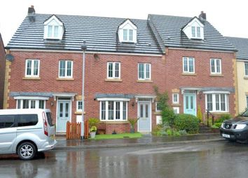Thumbnail 4 bedroom terraced house for sale in Clos San Pedr, Cockett, Swansea