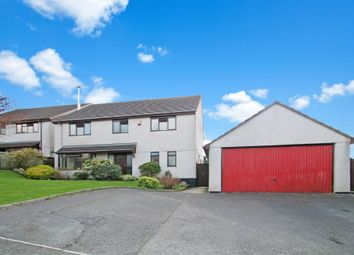 Thumbnail 5 bed detached house for sale in Wood Park, Ivybridge