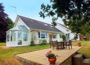 Thumbnail 4 bed detached bungalow for sale in Haye Lane, Uplyme, Lyme Regis