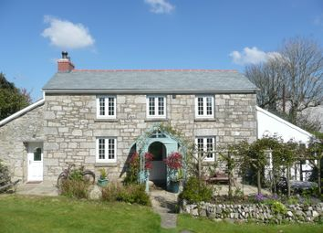 Thumbnail 4 bed detached house for sale in Godolphin Cross, Helston