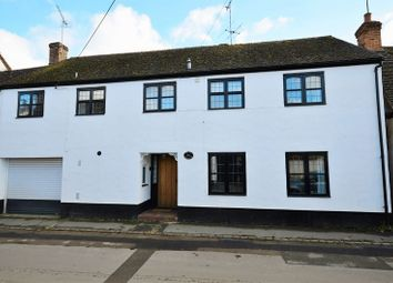 Thumbnail 4 bed semi-detached house for sale in High Street, Haddenham, Aylesbury